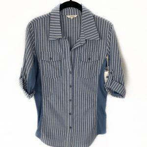 Blusa Cavalini Azul