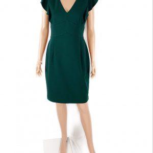 Vestido verde DKNY