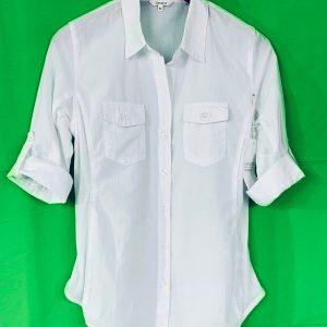2 Blusa Cavalini blanca